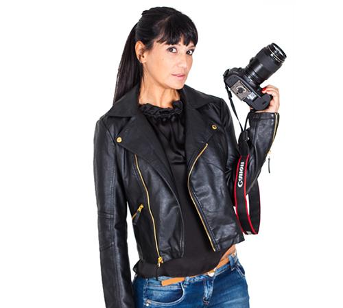 Luna Garcia - Professora do CURSO DE FOOD STYLING -fotógrafa, e simpatia em pessoa!!!