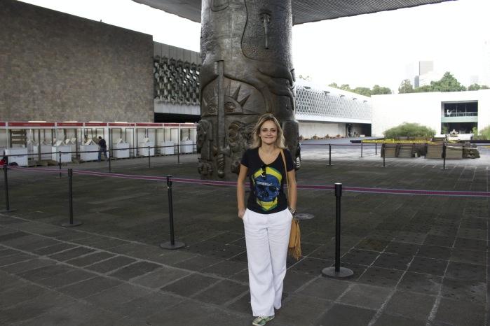 museu antropologia do México