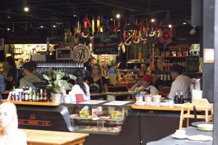 Mercado Roma México