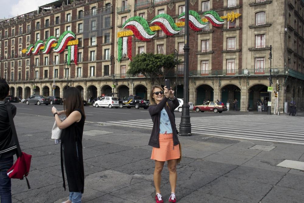 Passeio pelo centro de Ciudad de México