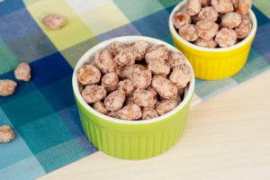 amendoim doce crocante