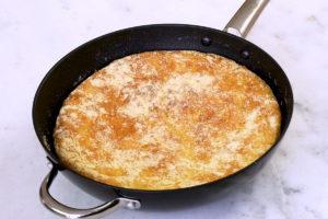 Pão Caseiro de Milho (Sem Sovar