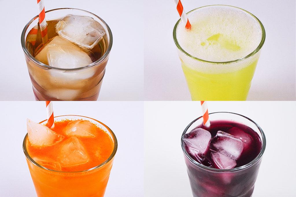 Quatro copos